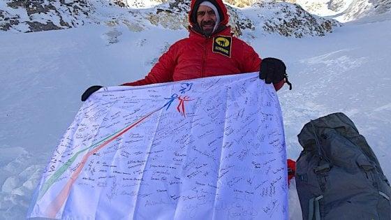Nanga Parbat, alpinisti scomparsi: avvistata la tenda di Nardi e Ballard