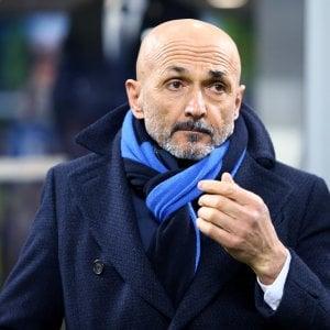 """Spalletti: """"Di Icardi non parlo più. Parlo solo di chi ha a cuore l'Inter"""""""