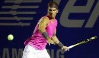 Nadal inciampa in Kyrgios Dubai: Federer in semifinale