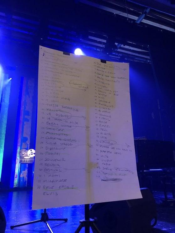 Ecco che cosa succede nei concerti di Francesco De Gregori
