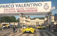 Salone dell'auto Parco Valentino, festa per tutti