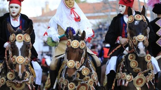 A Oristano torna la Sartiglia, torneo di cavalieri che viene dal passato