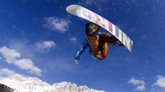 Snowboard, nel weekend a Obereggen le finali del Rookie Tour Italy