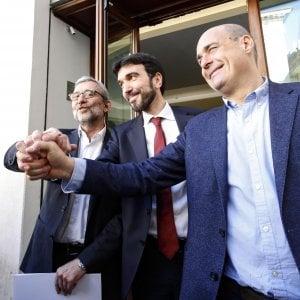 """Dopo il confronto tra i candidati Pd, i renziani attaccano: """"In campo troll pro Zingaretti"""""""