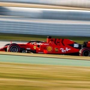 F1, test Montmelò: la Ferrari di Leclerc domina la terza giornata