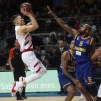 Basket, Eurolega: Milano vince in Russia. Khimki battuto, play off più