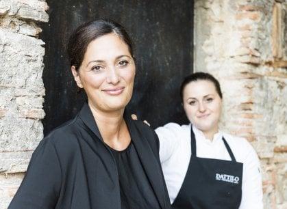 Susy Ceraudo, l'anima discreta del ristorante Dattilo, perla di Calabria