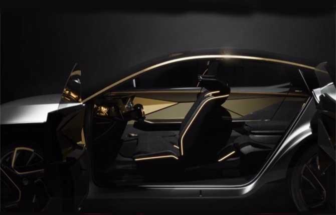 Nissan show al salone dell'auto di Ginevra