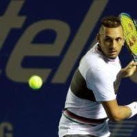 Tennis, Acapulco: Kyrgios fa fuori Wawrinka, Isner e Zverev in semifinale