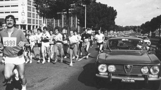 """Dalla """"scorciatoia"""" del tapascione alla volata di Steve Jones: i 45 anni della Roma-Ostia"""
