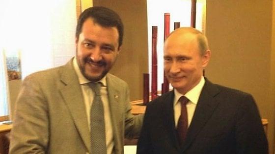 L'Espresso: soldi russi alla Lega, il patto nell'hotel di Mosca siglato lo scorso autunno