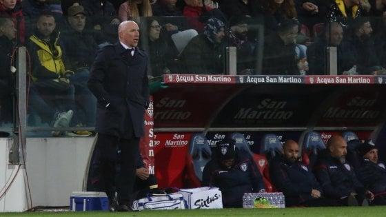"Cagliari, Maran: ""Prestazione maiuscola, avanti così"""