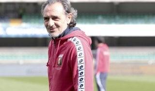 Genoa, Prandelli: ''Frosinone squadra viva, servirà la massima attenzione''