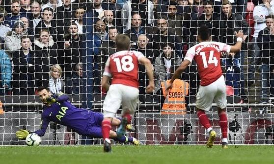 Premier League: Manchester City in vetta aspettando il Liverpool. United quarto, pari Tottenham-Arsenal