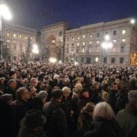 I tg della Rai sovranista preferiscono Di Lauro alla piazza di Milano