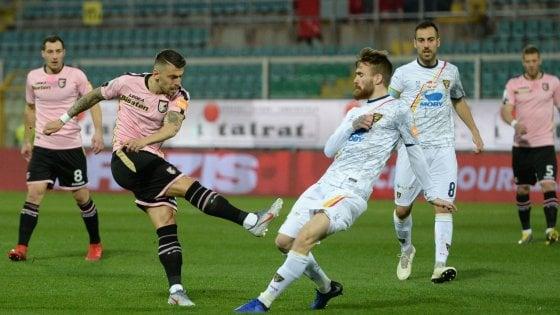 Serie B, il Brescia inciampa sul Cittadella. Torna a sorridere il Palermo
