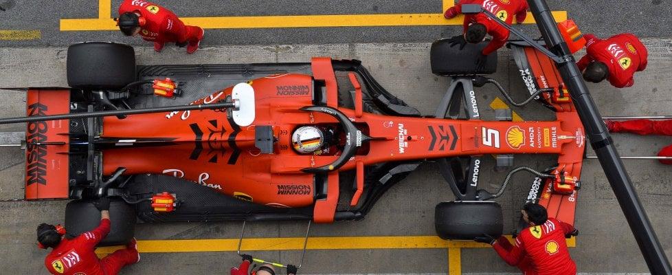 Mission Winnow, chi è il nuovo sponsor Ferrari