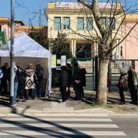 Primarie Pd, le code ai gazebo in tutta Italia