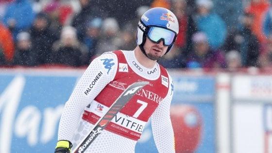 Sci, Coppa del Mondo: Paris concede il bis a Kvitfjell, suo anche il superG