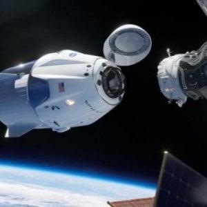 Dragon ha agganciato la Stazione spaziale internazionale
