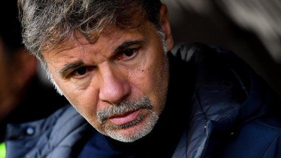 Frosinone, Baroni: ''Mollare sarebbe un delitto''