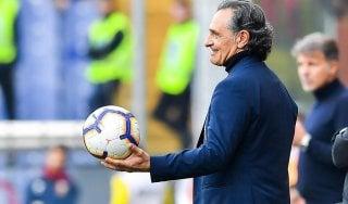 Genoa, Prandelli: ''Poco cattivi in attacco, non siamo salvi''