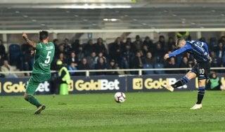Atalanta-Fiorentina 3-1: Ilicic e Gomez spettacolo, i viola si arrendono