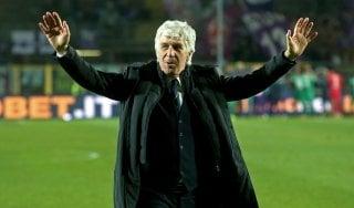 "Atalanta, Gasperini: ""Ora giochiamoci le chance europee"""