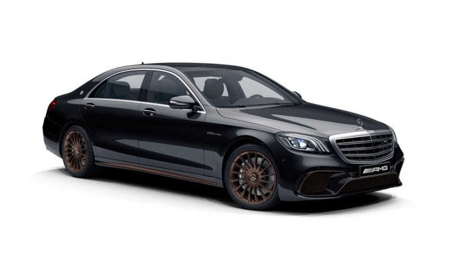 Mercedes S65 AMG Final Edition