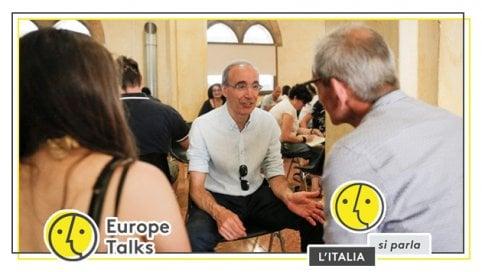 """""""Caro lettore, possiamo presentarti qualcuno?"""". L'Italia si parla di nuovo. E ora anche l'Europa è pronta a discuterea cura di ALESSIO SGHERZA"""