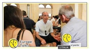 'Europe Talks' e 'L'Italia si parla': 12mila iscritti. E in Italia siete più di mille