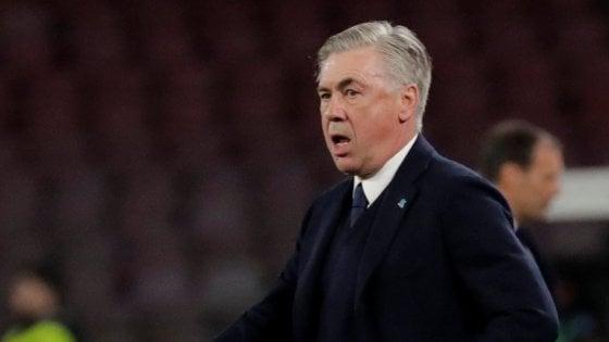 Napoli, Ancelotti applaude e guarda avanti. Il Salisburgo per voltare pagina