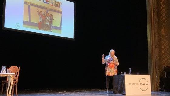 Parabere Forum: 400 donne in un teatro, pronte a cambiare il mondo