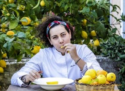 Da Salina con passione: Martina Caruso è la Chef donna dell'anno per la Michelin