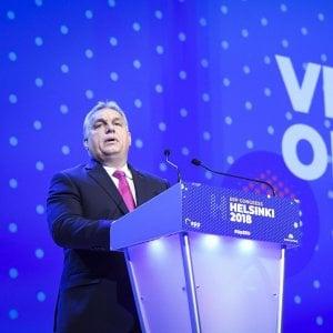 Il Partito popolare europeo avvia la procedura per espellere Orbàn