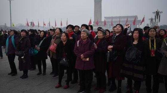 La Cina lima gli obiettivi di crescita. Borse positive in attesa della chiusura dell'accordo con gli Usa