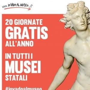 Al via la settimana dei musei, ingressi gratuiti fino al 10 marzo