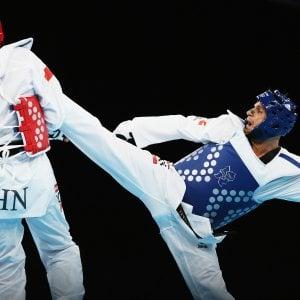 Spettacolo Taekwondo a Roma col Gran Prix e una esibizione sulla Scalinata di Trinità dei Monti