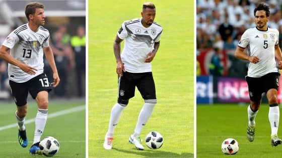 La Germania volta pagina: Muller, Hummels e Boateng esclusi dalla nazionale
