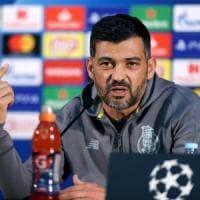 Porto, la ricetta anti Roma di Conceicao: ''Vincere ma senza fretta''