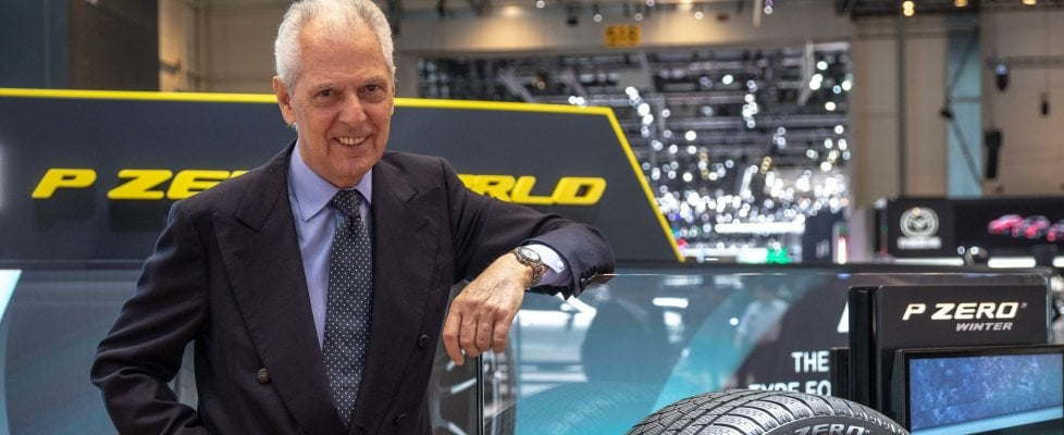Pirelli choc a Ginevra: il primo pneumatico invernale con prestazioni da estivo