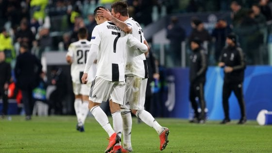 Juventus, sprint con vista Atletico. Khedira torna a fine marzo