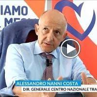 Centro trapianti, lascia Nanni Costa: al suo posto arriva Cardillo