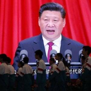 Il governo italiano si schiera con la Cina, gli Stati Uniti fanno sentire il dissenso