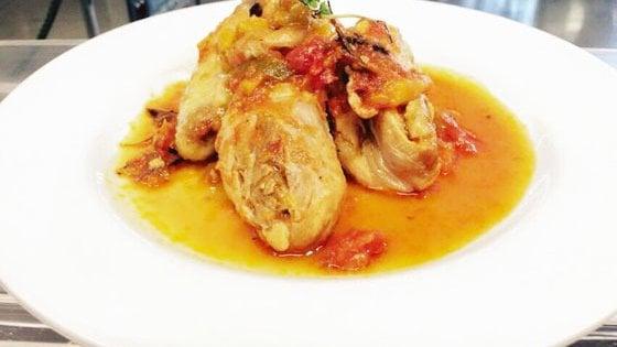 Il pollo alla romana più buono? Ecco dove potete trovarlo