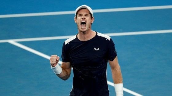 Tennis, Murray: ''Non ho più dolore all'anca, voglio tornare a giocare''