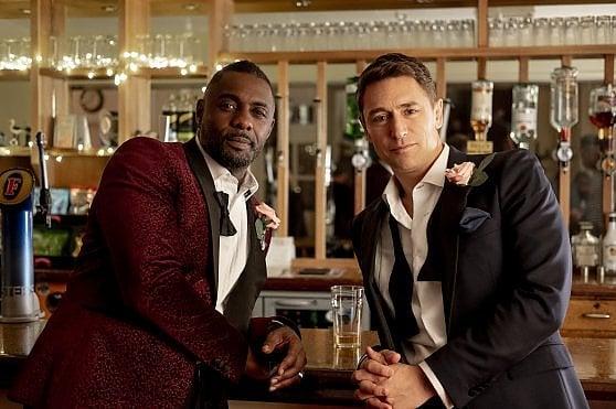 'Turn up Charlie', ballando con Idris Elba. Attore e dj, per fiction e nella vita