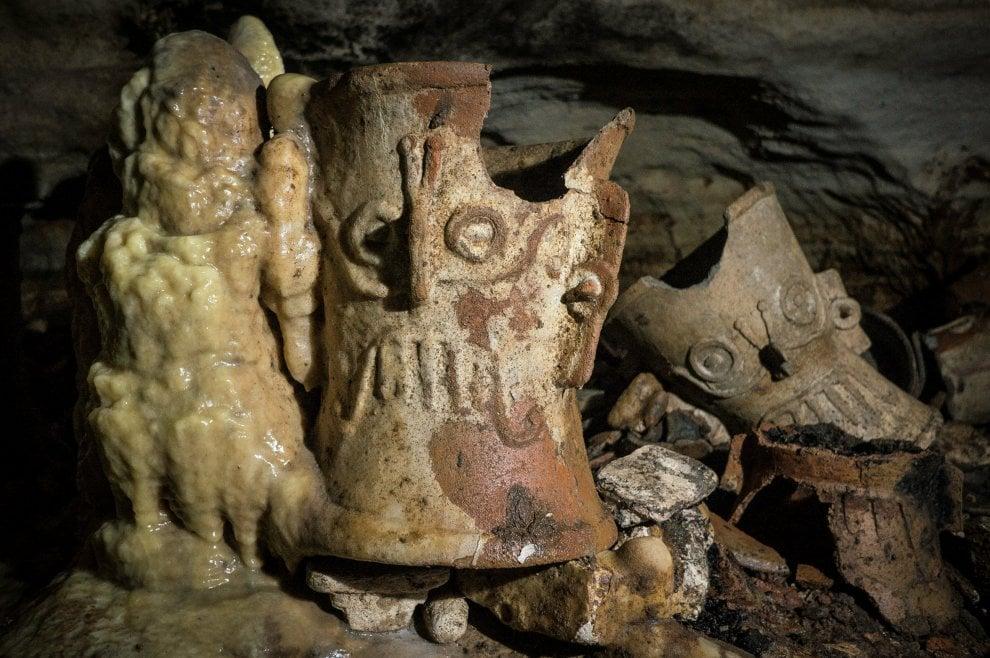 I vasi millenari della civiltà Maya