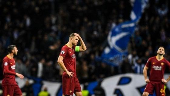 Roma fuori dalla Champions, la rabbia di Pallotta: ''Siamo stati derubati''