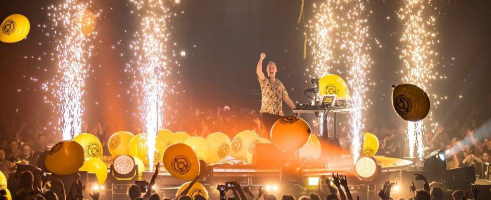Fatboy Slim di nuovo in Italia, il suo 'party' musicale arriva a Milano e Marghera